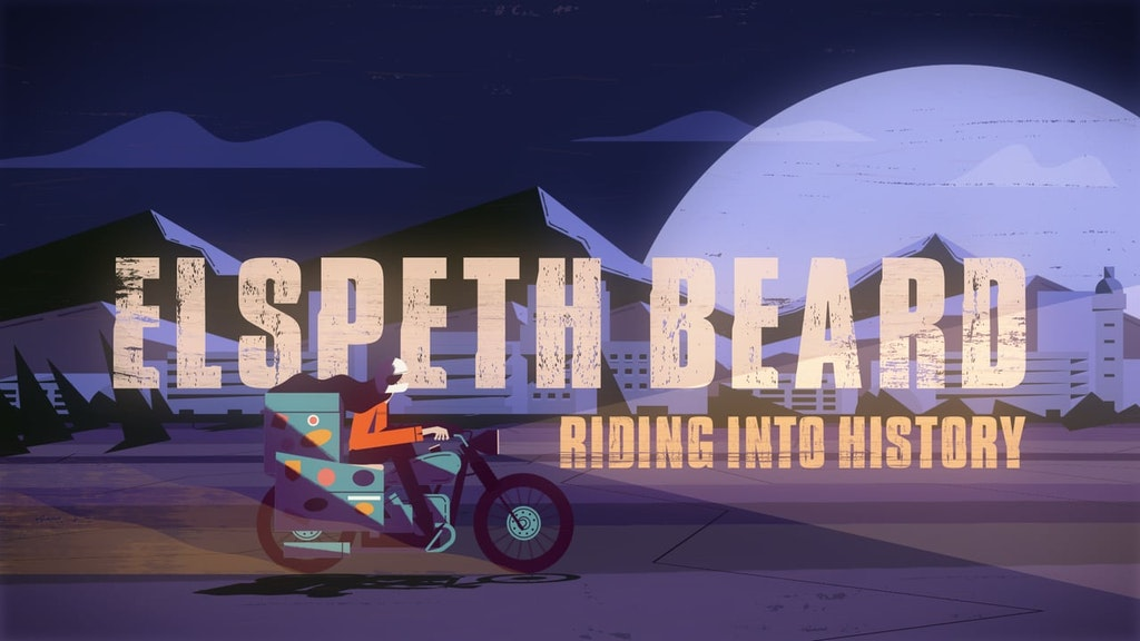 Elspeth Beard - Riding into History
