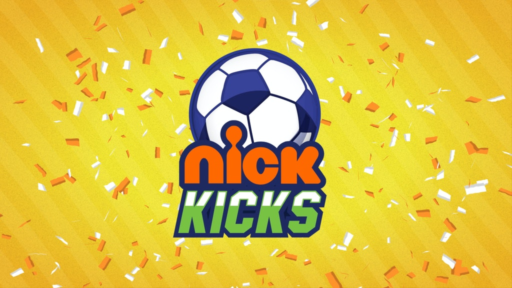 Nickelodeon - Nick Kicks Title Sequence