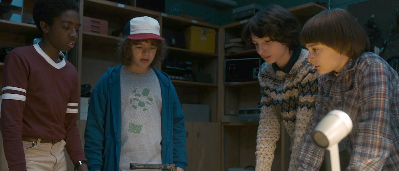Google x  Netflix 'Stranger Things'