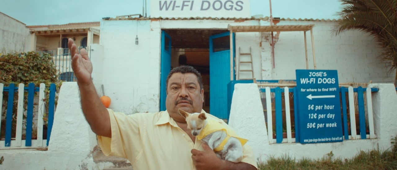 T-Mobile 'Jose`s Wi-Fi Dogs'