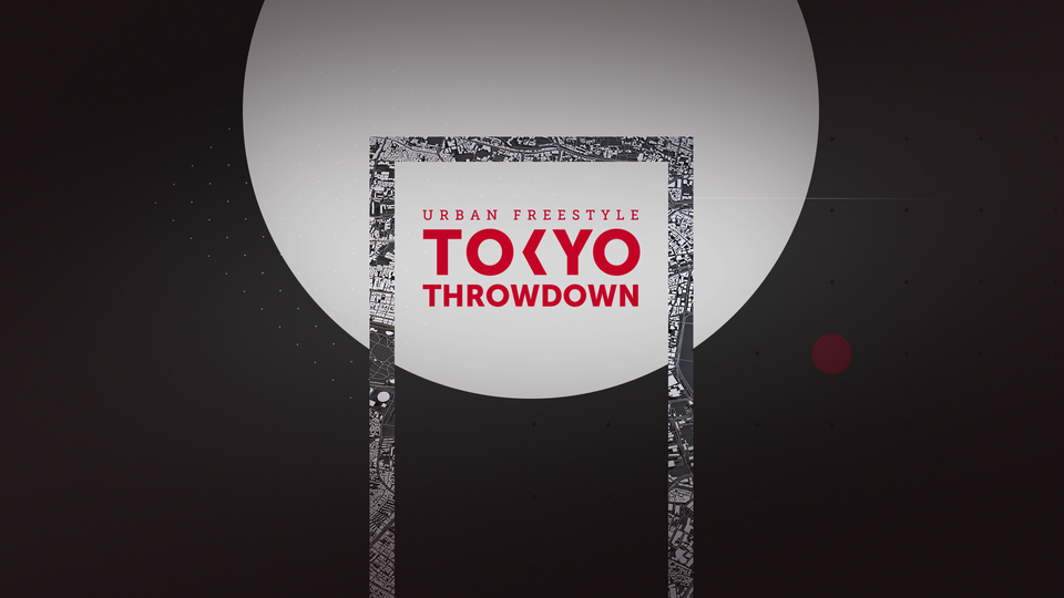 Tokyo Throwdown Design Boards