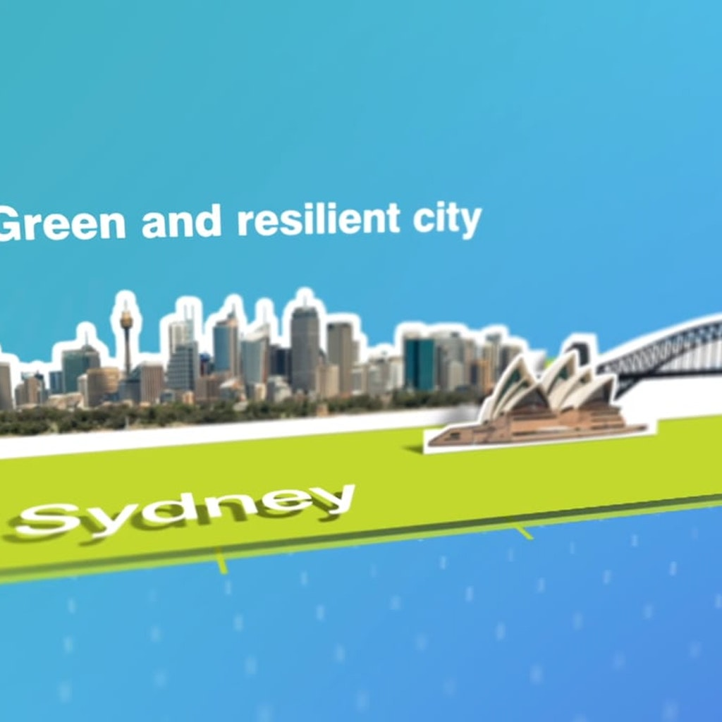 City of Sydney Green