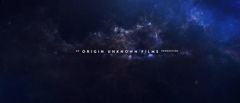 ORIGIN UNKNOWN - MAIN TITLES