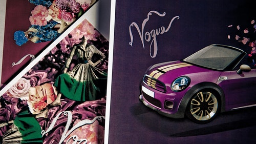 Vogue for Mini Roadster