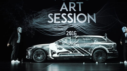 Volvo Art Session 2016