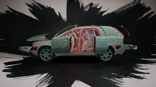 Volvo Art Session 2014