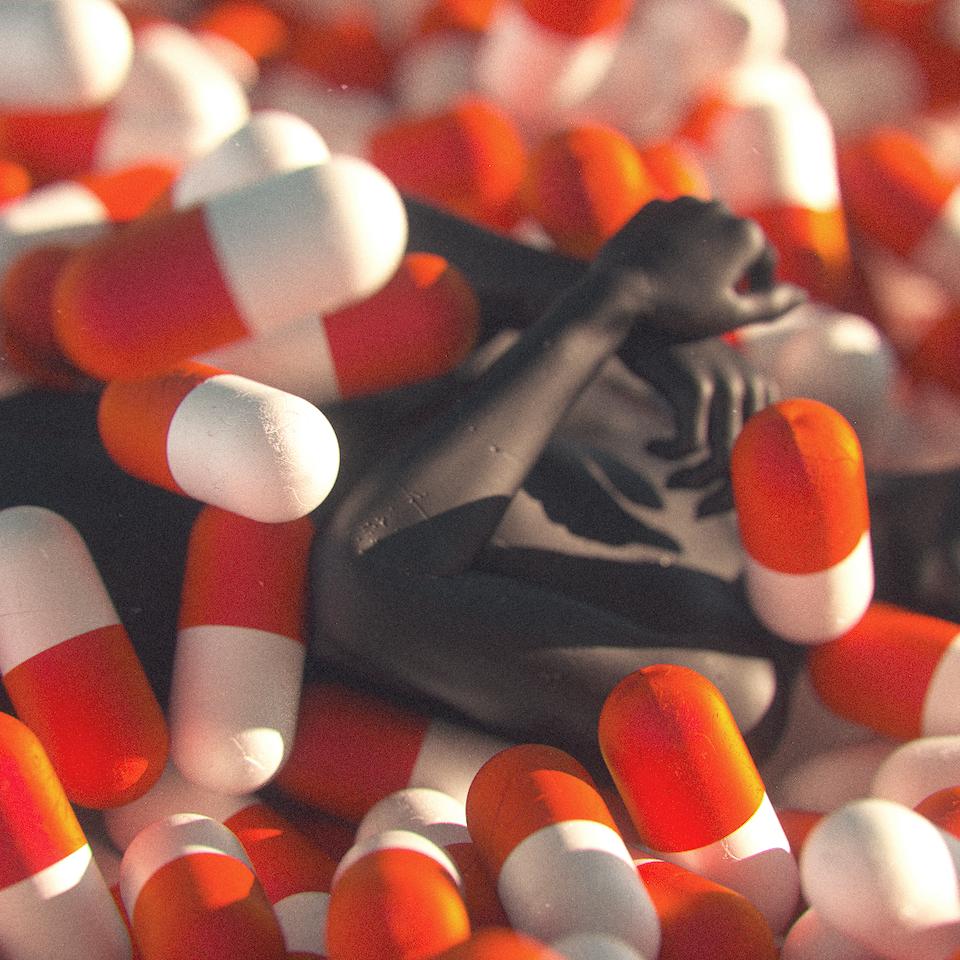 3D EXPERIMENTS pills_close_up