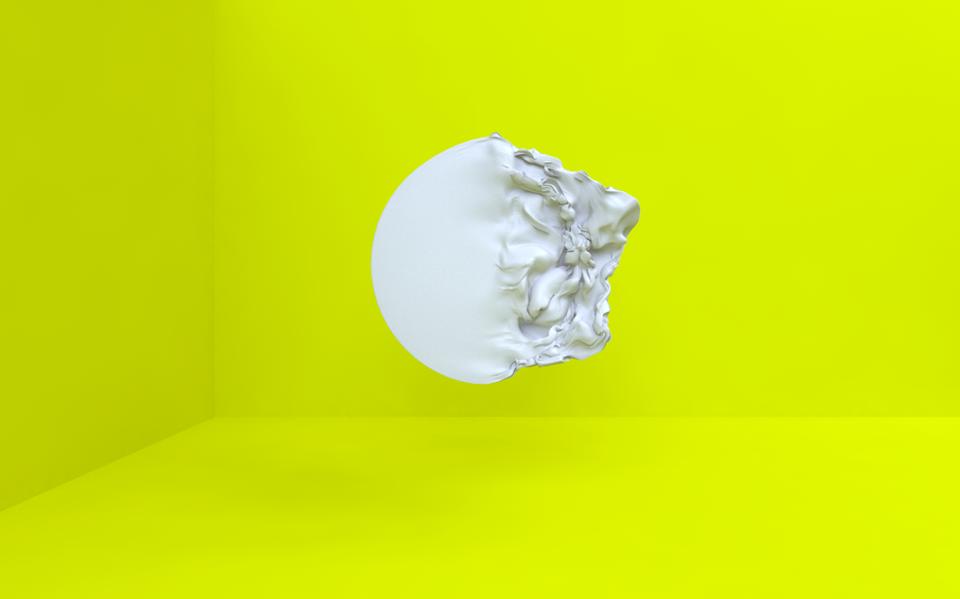 Art x Zen | Motion & Design - C4D Jiggle Deformer