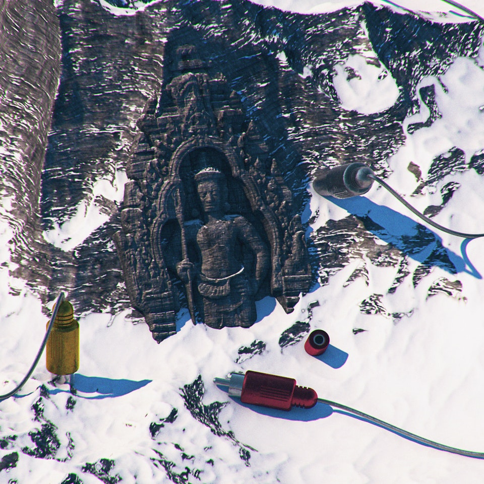 3D EXPERIMENTS buddha