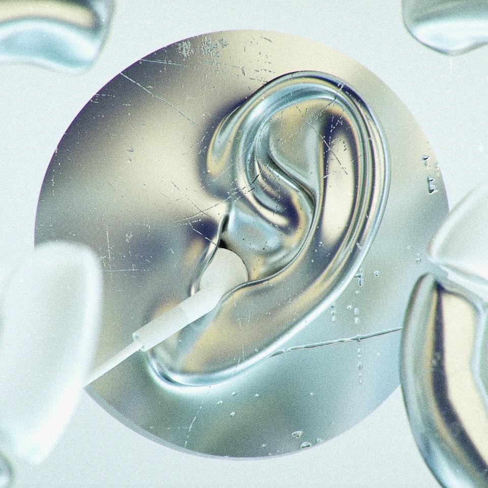 3D EXPERIMENTS ear