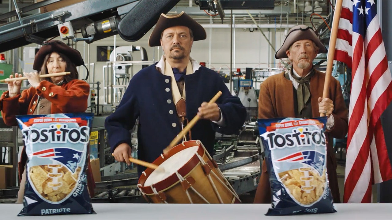 LOCKED: Tostitos Lucky Bags