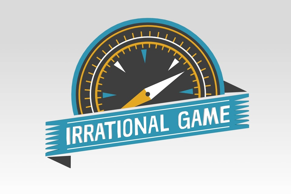 David Matityahu - Motion Graphics Artist - Irrational Game Logo Animation
