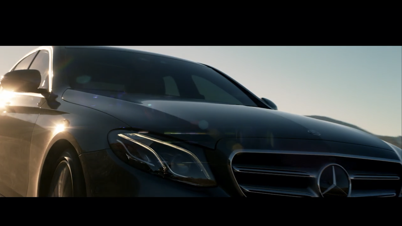 Mercedes Benz - Intuition