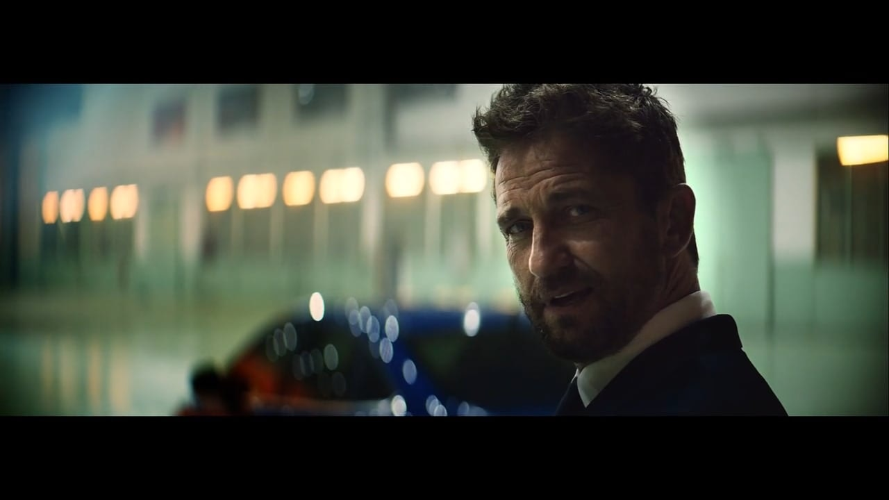Ford - Fastback with Gerard Butler