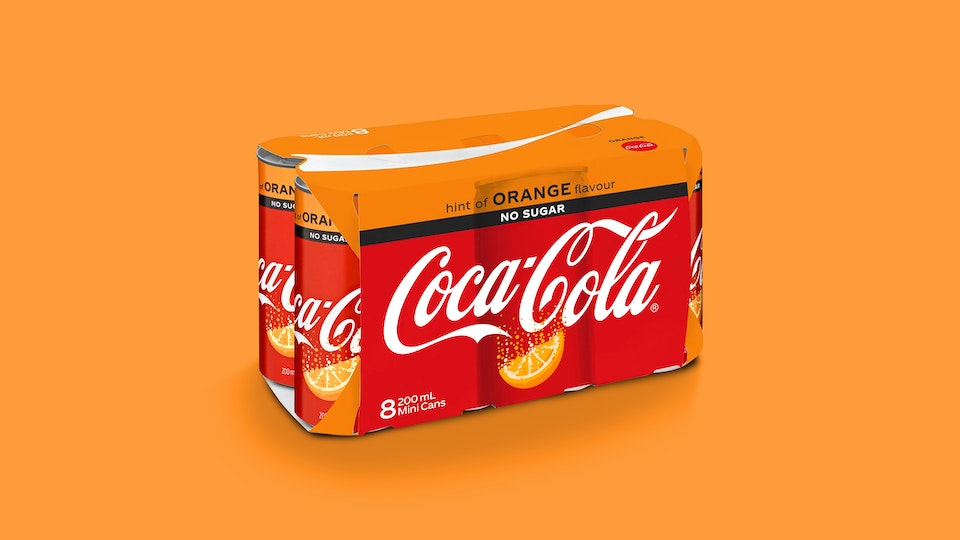coke-orange-packaging -