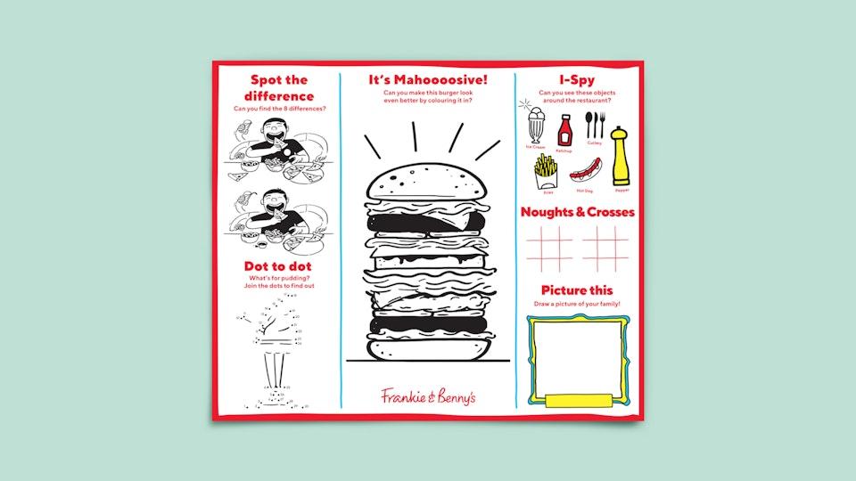 F&B's Food & Objects