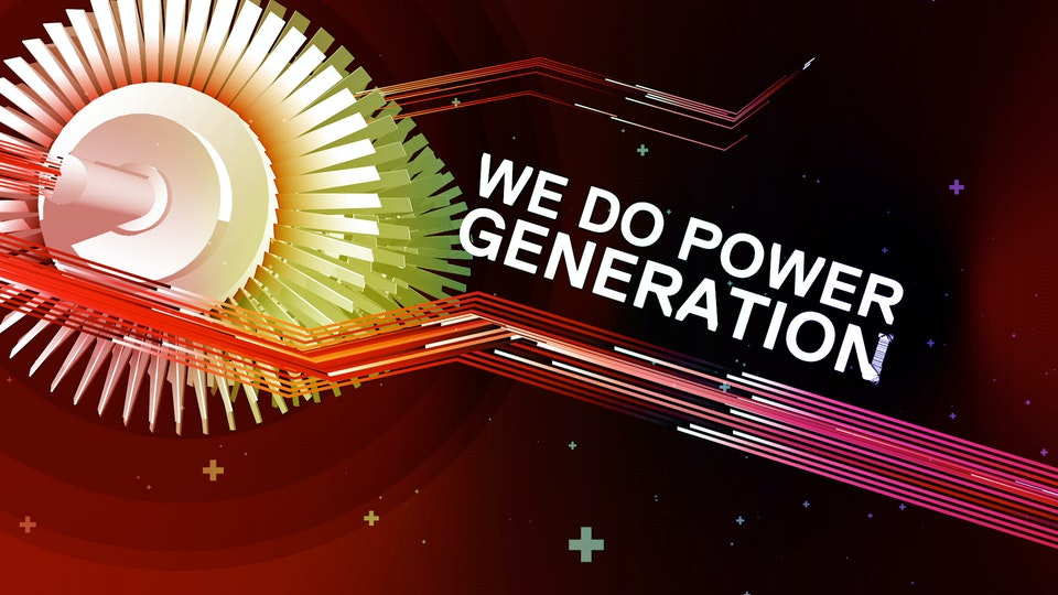 Toshiba - We do power