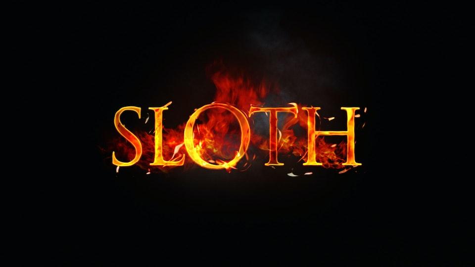Deadly Sins Branding Spot