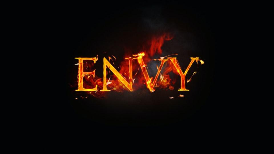 Deadly Sins Branding Spot -