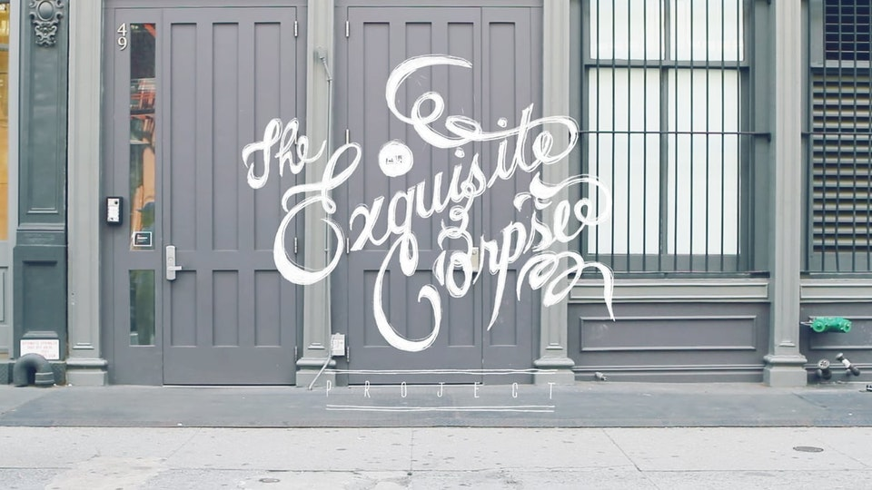 The Exquisite Corpse 2014