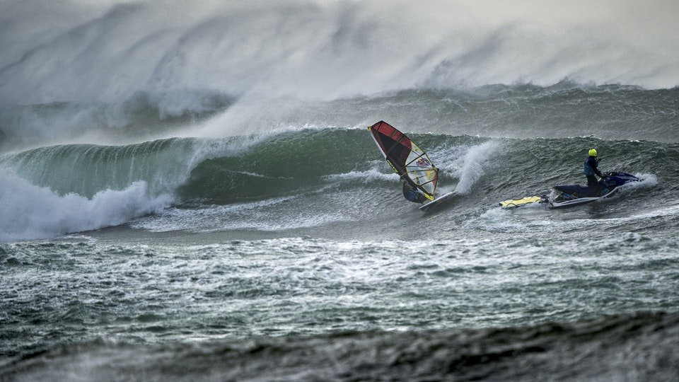 Red Bull Storm Chase