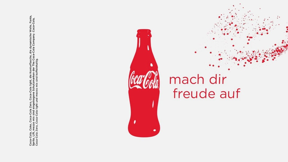 Coca Cola Kurt die Kiste