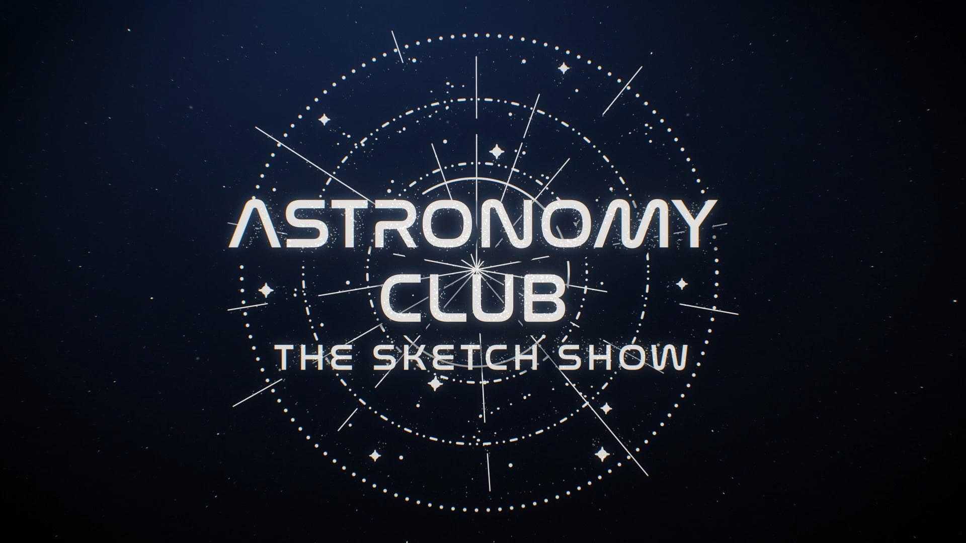 Astronomy Club (Netflix): Main Titles, VFX and Animation
