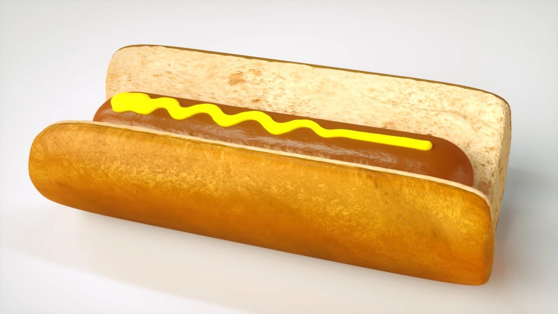 Mustard Me, Please