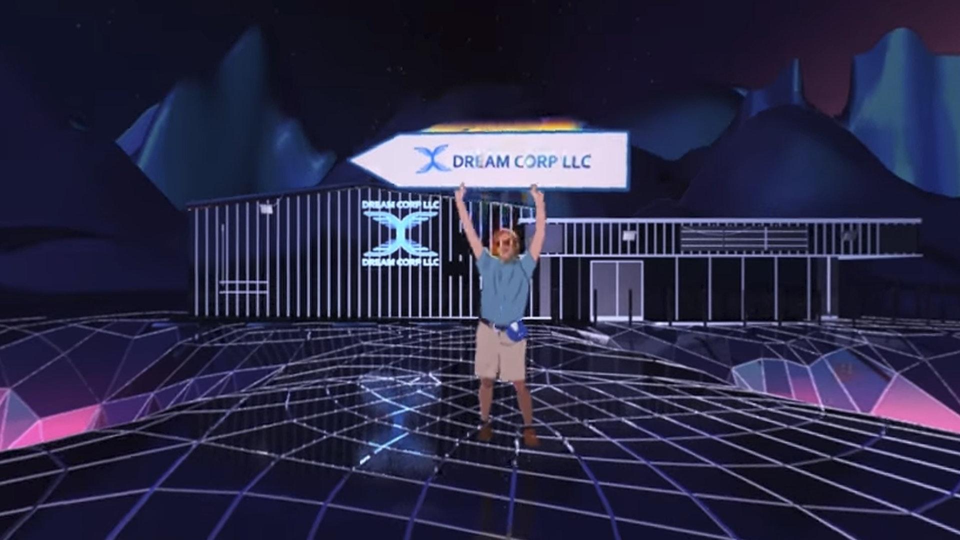 Dream Vault: A Dream Corp LLC VR Experience
