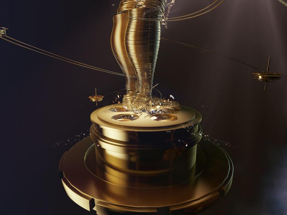 Oscars Main Title