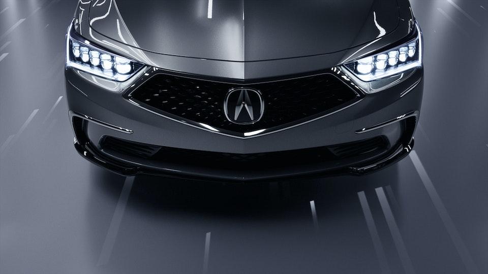 "LOOP - Acura ""By Design"" Campaign"