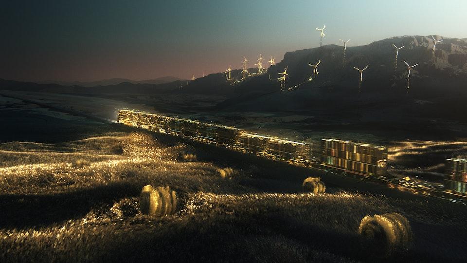 """Freight Rail Works """"Trailblazer"""" - 05"""