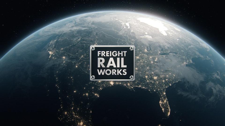 """Freight Rail Works """"Trailblazer"""" - 11"""