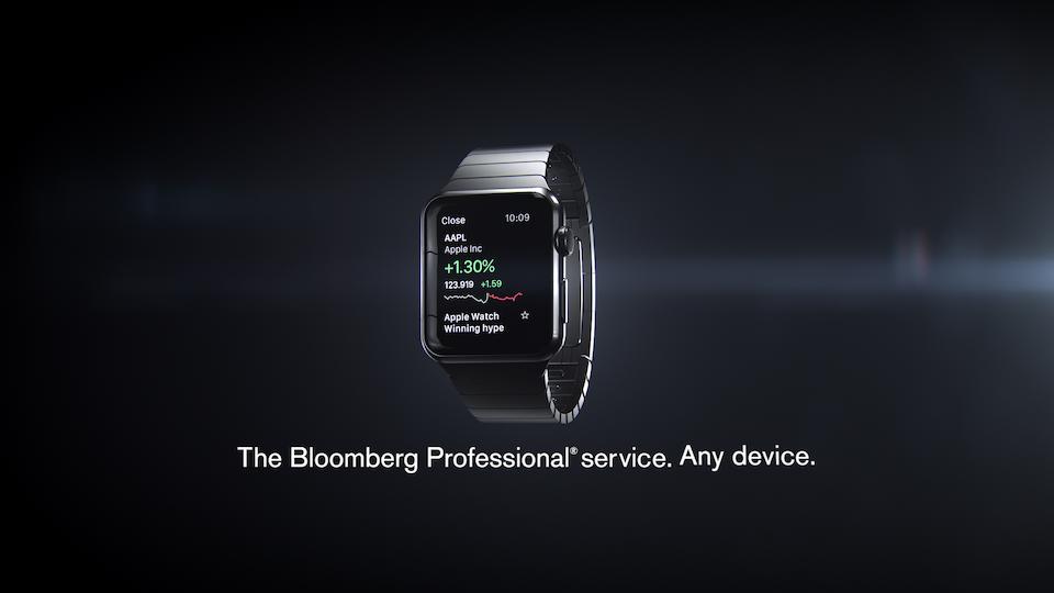 """LOOP - Bloomberg """"Be On"""""""