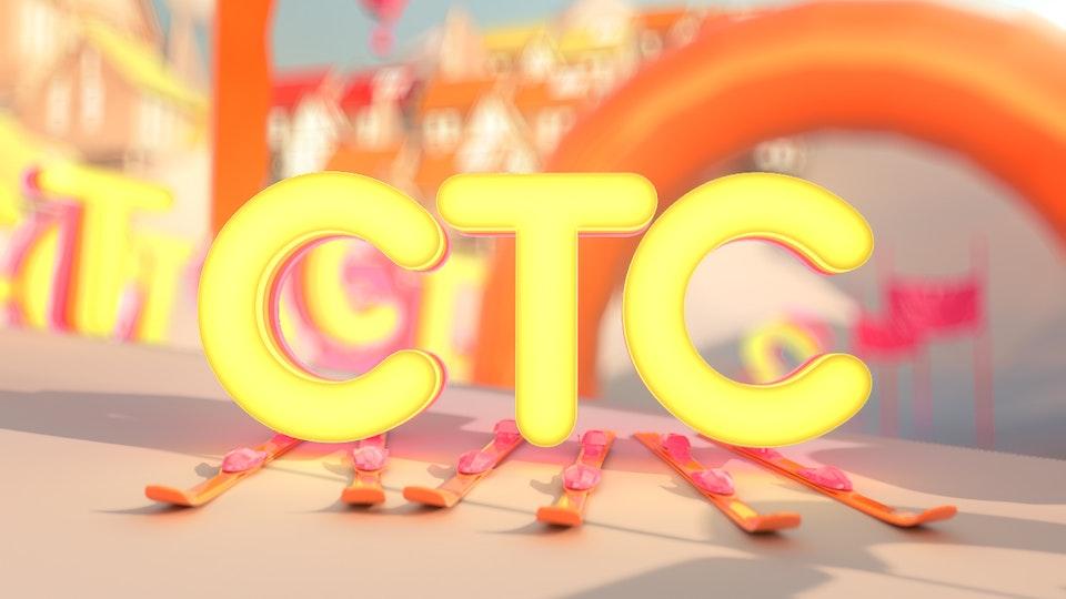 CTC Olympic Idents 8a650214268675.56280b476d47c