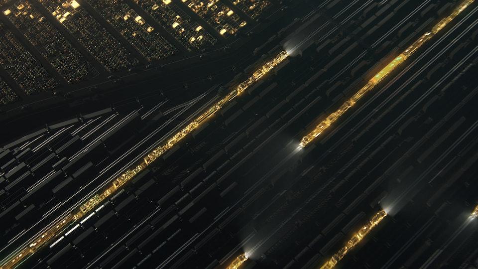 """Freight Rail Works """"Trailblazer"""" - 08"""