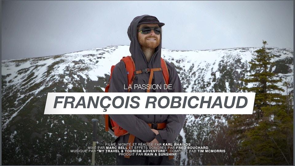 La passion de François