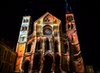 Mapping show at the Saint-Remi Basilica