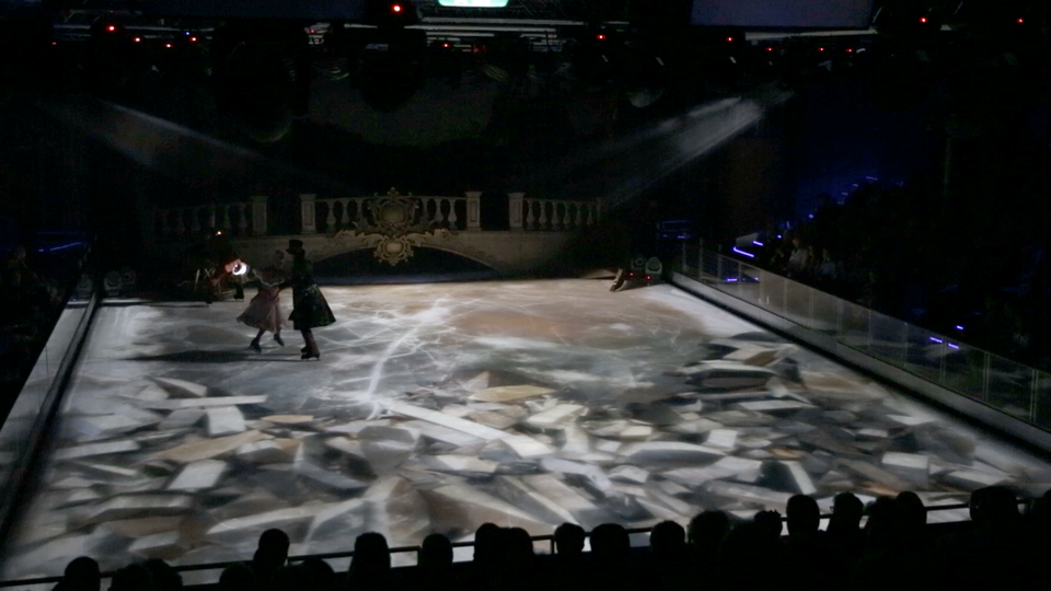 Royal Caribbean | Ice Show
