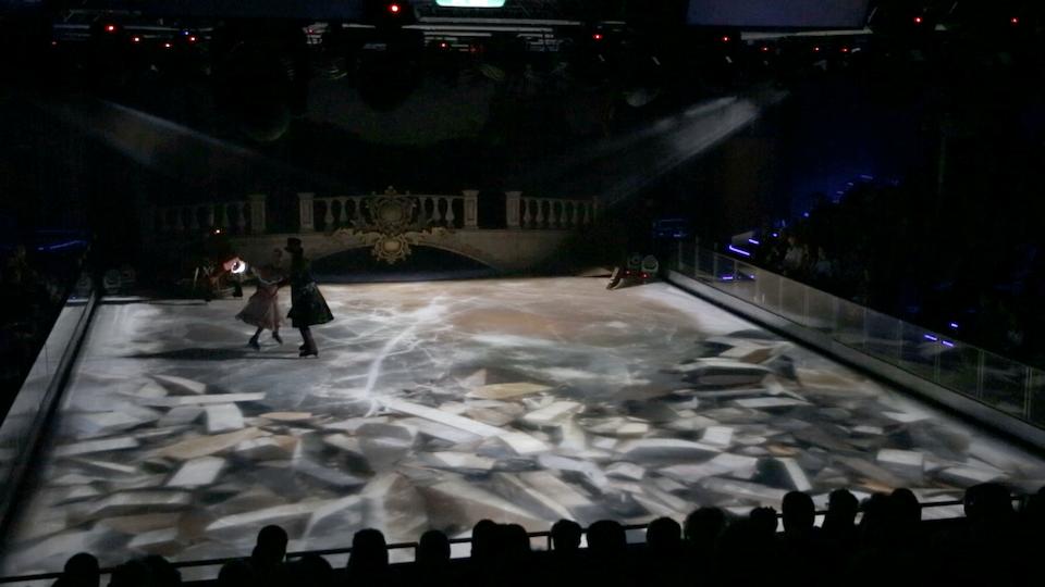 Royal Caribbean | Ice Show