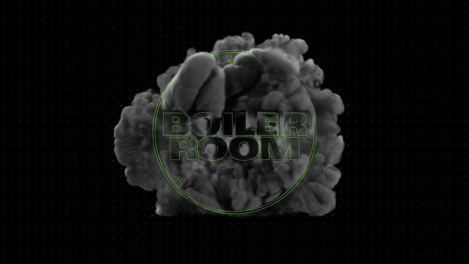 Boiler Room Ident - Force Green