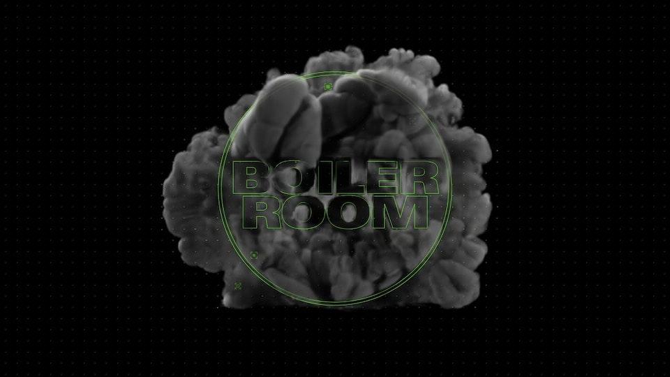 Boiler Room Ident - Force Green