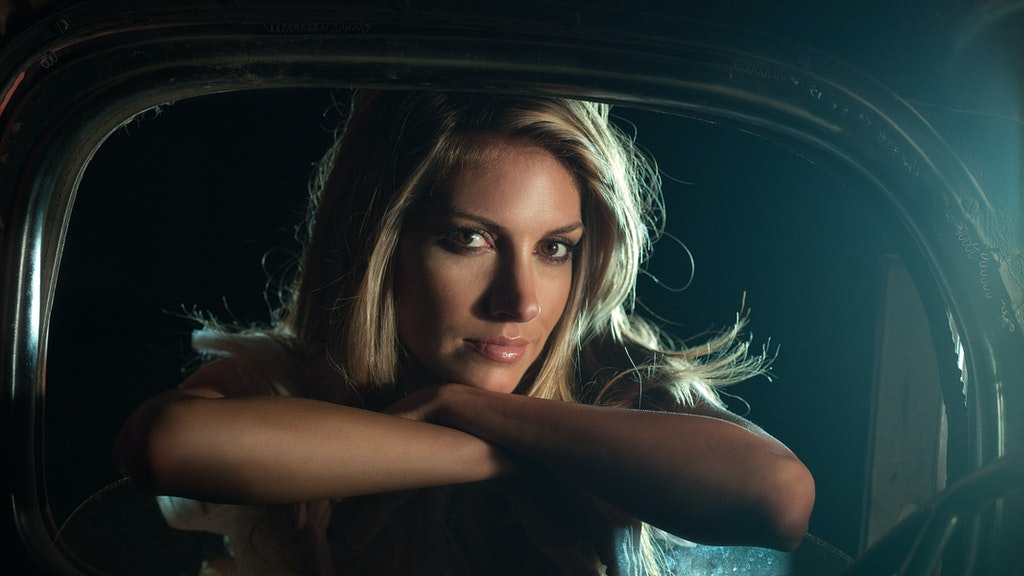 Dawn Olivieri - Motion Portrait