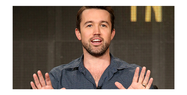 Rob McElhenney Is Ready To Make Noise With Raucous