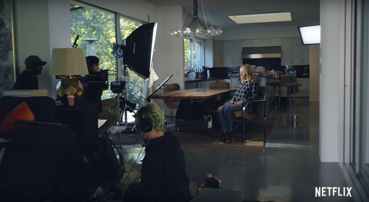 """""""Here I come, white people!"""" Chelsea Handler takes on white privilege with fearless Raucous Director Alex Stapleton"""