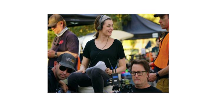 """Kat Coiro for ABC's """"Happy Accident"""""""