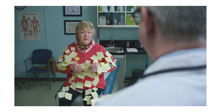 Chris Hooper And Raucous Post-It  Their Way Into SHOOT Online