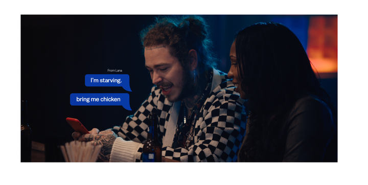"""Post Malone for Bud Light's """"Friendship Test"""""""