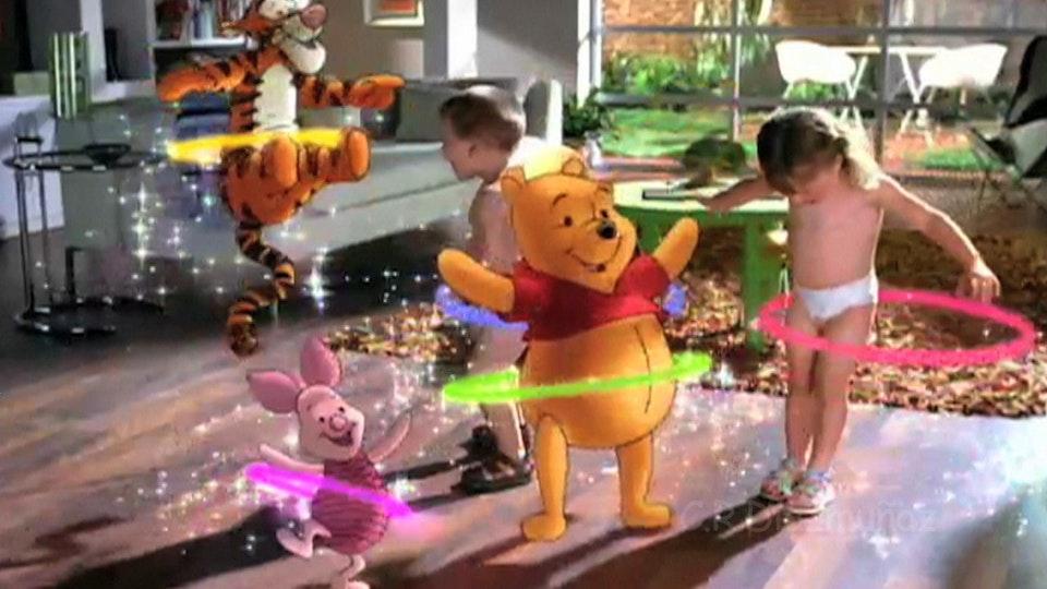 Huggies Winnie de Pooh -