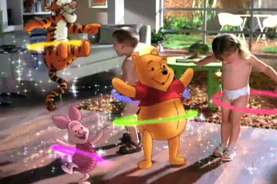Huggies Winnie de Pooh